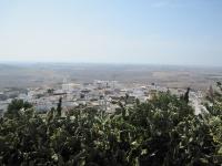 Sicht über Medina