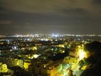 Algeciras bei Nacht (über die Bucht)