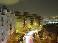 Algeciras bei Nacht (Richtung Gibraltar)