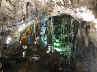 Tropfsteinhöhle in Gibraltar