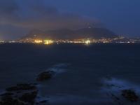 iGibraltar bei Nacht