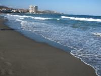 Strand von Sotogrande (Menschenleer)