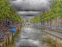 Amsterdam HDR Foto
