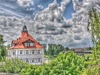 Villa Schmidt HDR Foto