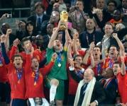 Campeones del mundo 2010