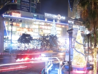 Central World Bangkok Dezember 2009