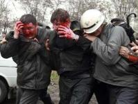 Polizeiübergriffe Bischkek Kirgistan Ausschreitung