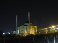 Nachtaufnahme Moschee Kehl