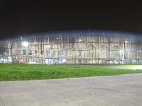 Nachtaufnahme Strasbourg Bahnhof/Gare