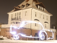 Nachtschriften - Auto