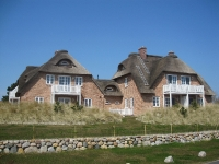 Nordsee St. Peter Ording typisches Haus
