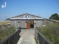 Nordsee St. Peter Ording typisches Hütte