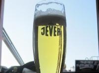 Nordsee St. Peter Ording Strand Bier Jever