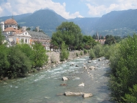 Merano (Meran) Süd-Tirol Italien