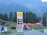Zollfrei einkaufen- günstig Tanken in Samnaun
