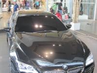 Neues Concept Car von BMW in der BMW Welt