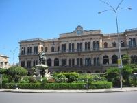 Stazione Centrale - Bahnhof in Palermo