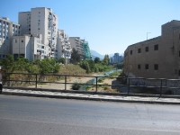 Strasse in Sizilien Palermo