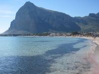 Strand von San Vito lo Capo