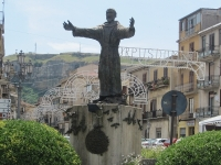 Corleone Sizilien - Stadt der Mafia