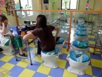 China Toiletten Restaurants