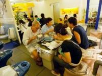 Taipe Toiletten Restaurants