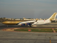 Gulf Air Flieger in Bahrain