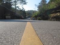 Dorfstrasse bei Chiang Mai