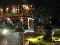 Günstiges aber schönes Restaurant in Chiang Mai