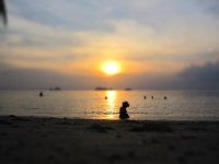 Tilt Shift Fotografie - Thailand Beach