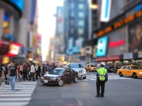 Tilt Shift Fotografie - New York City