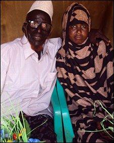 112 Jahre alter heiratet 17 jährige