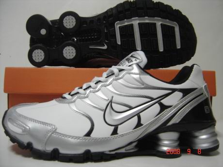 Nike Air shocks