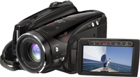 Canon Legria HV40