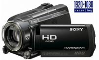 Sony HDR XR500VE
