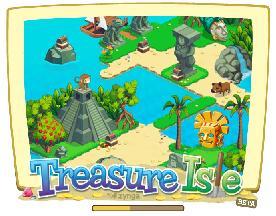 Treasure Isle - neues Facebook Game