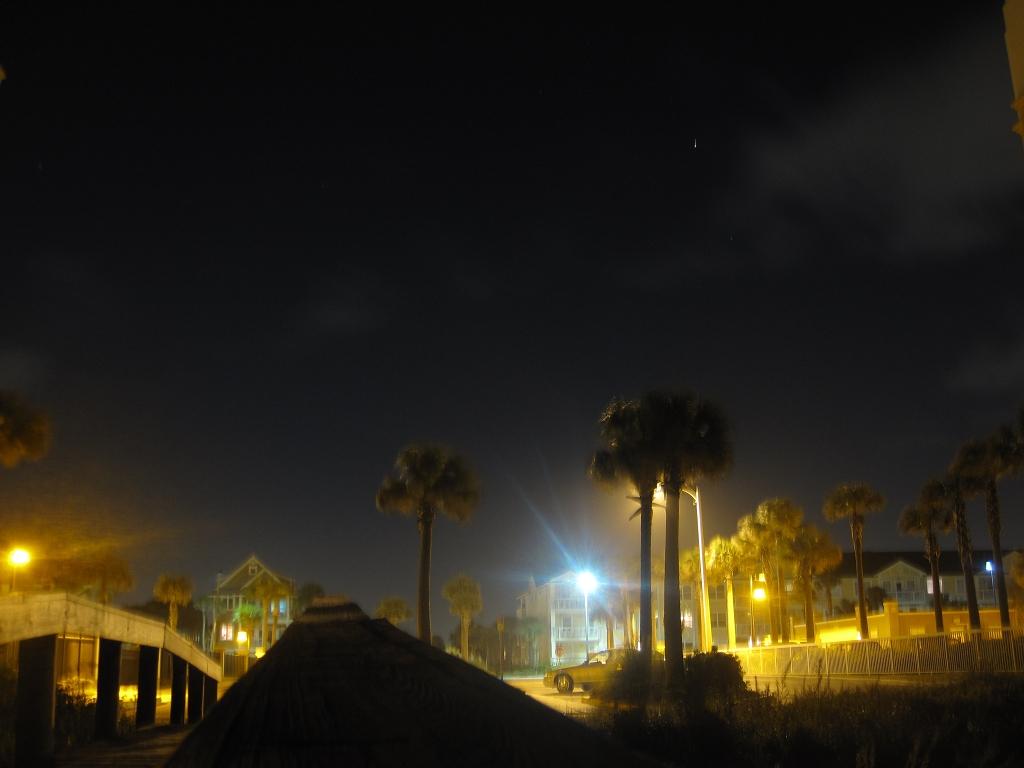 Beach of Jacksonville Florida USA
