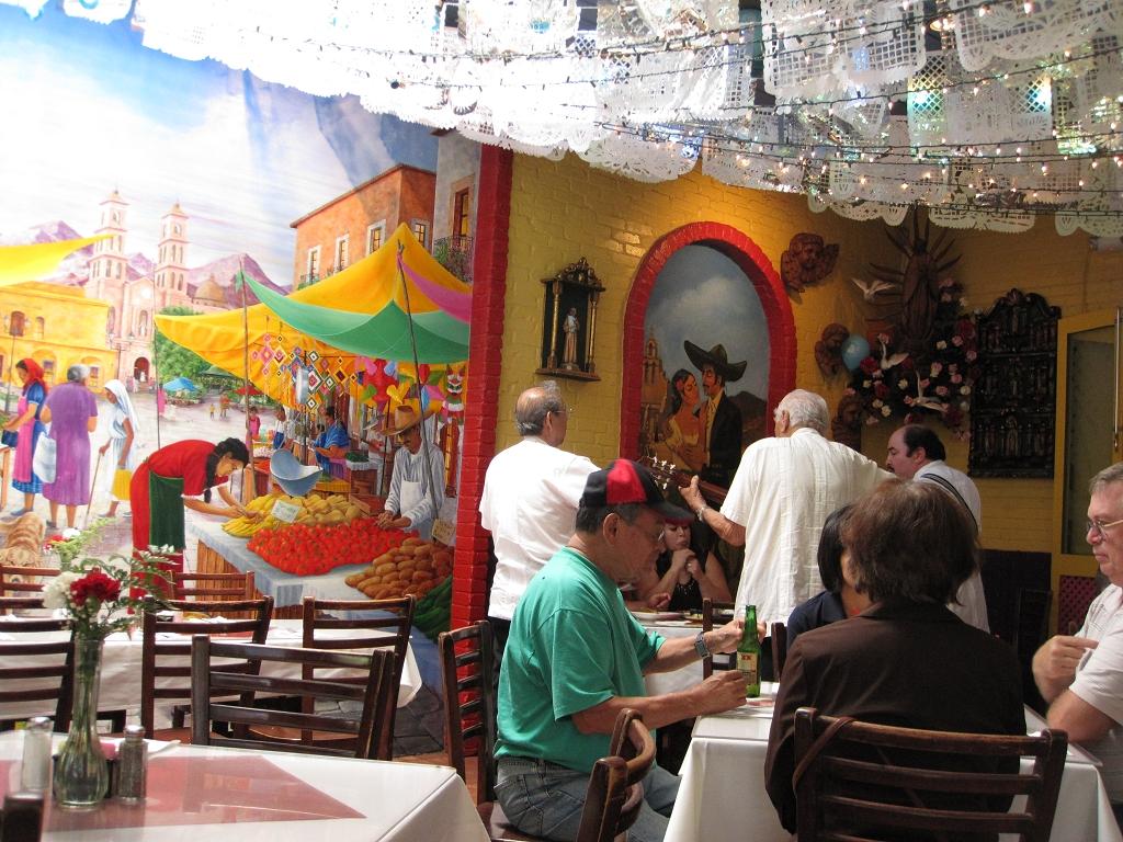 Mexikanisches Restaurant in San Antonio