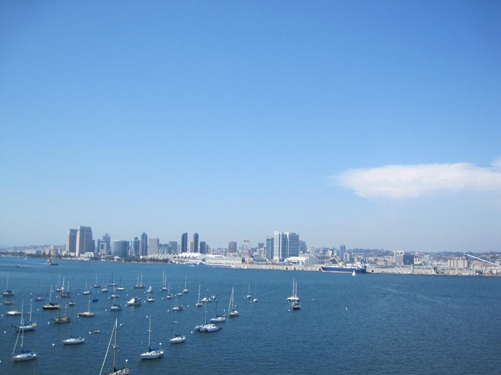 Pazifikküste in San Diego