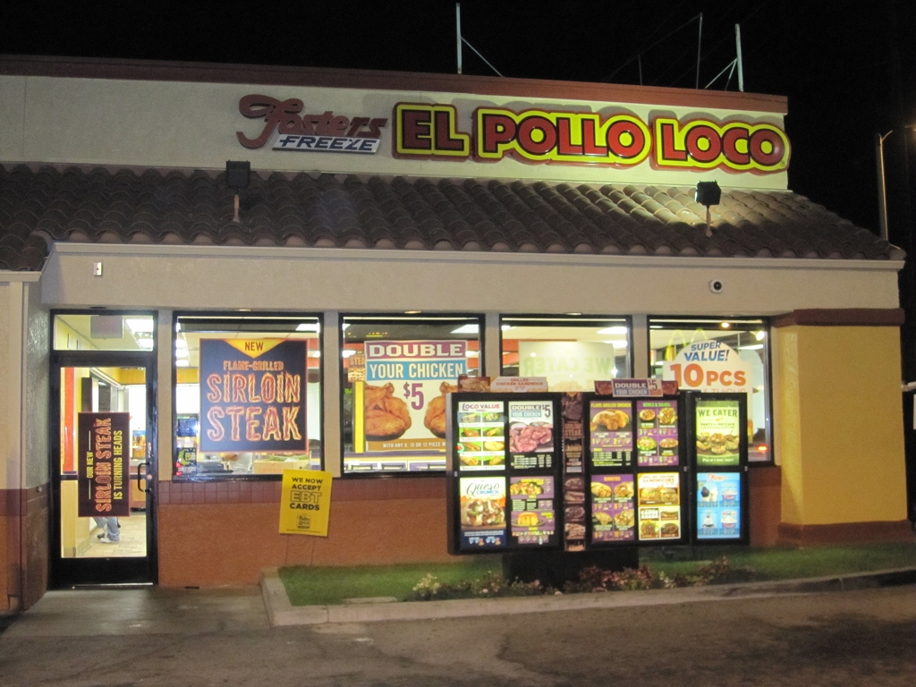 El Pollo Loco - Fastfood Re