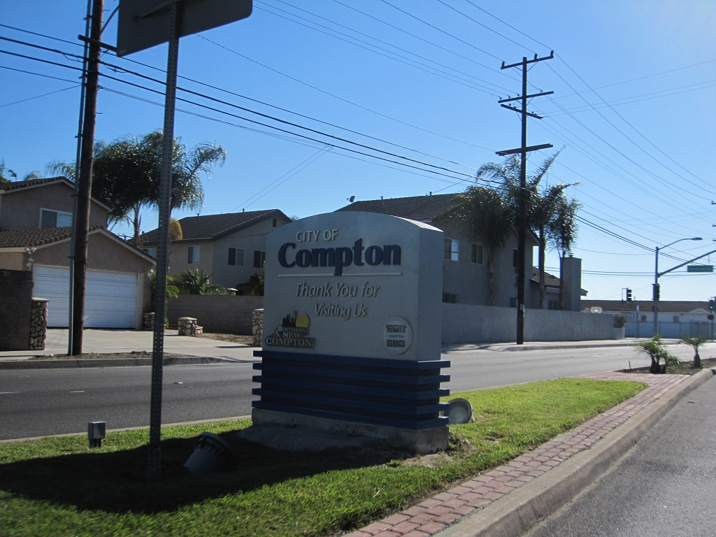 City of Compton - Los Angeles