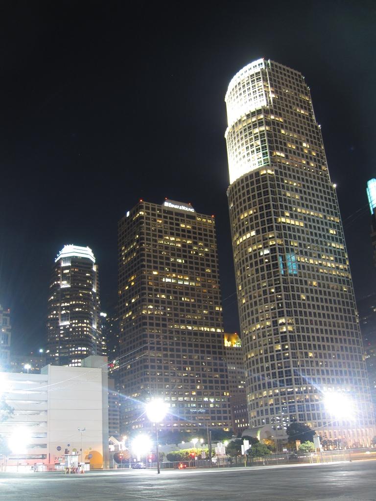 Nachtleben in Los Angeles