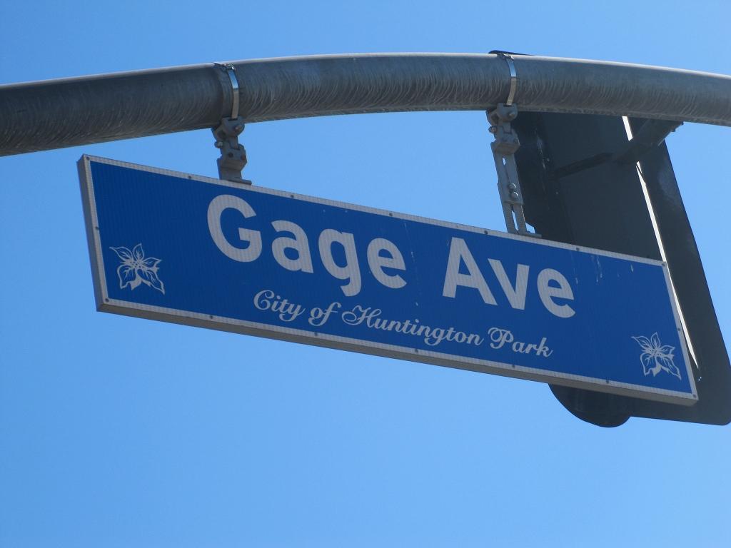 City of Huntington - Gage Ave