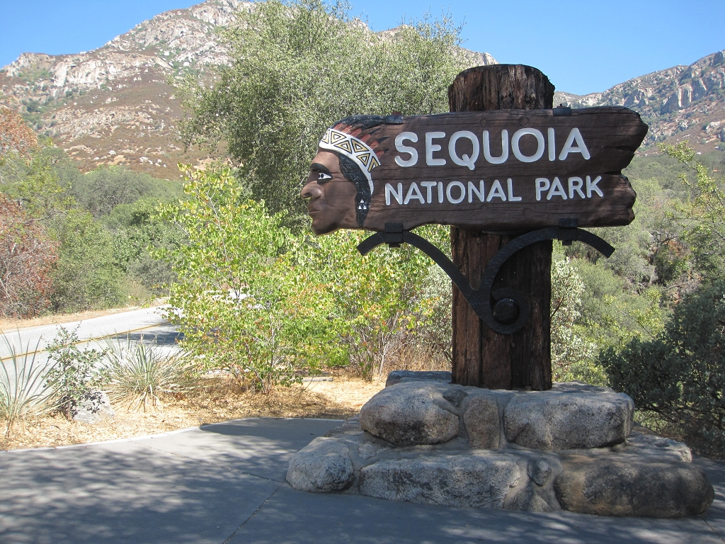 Squoia National Park - Kalifornien
