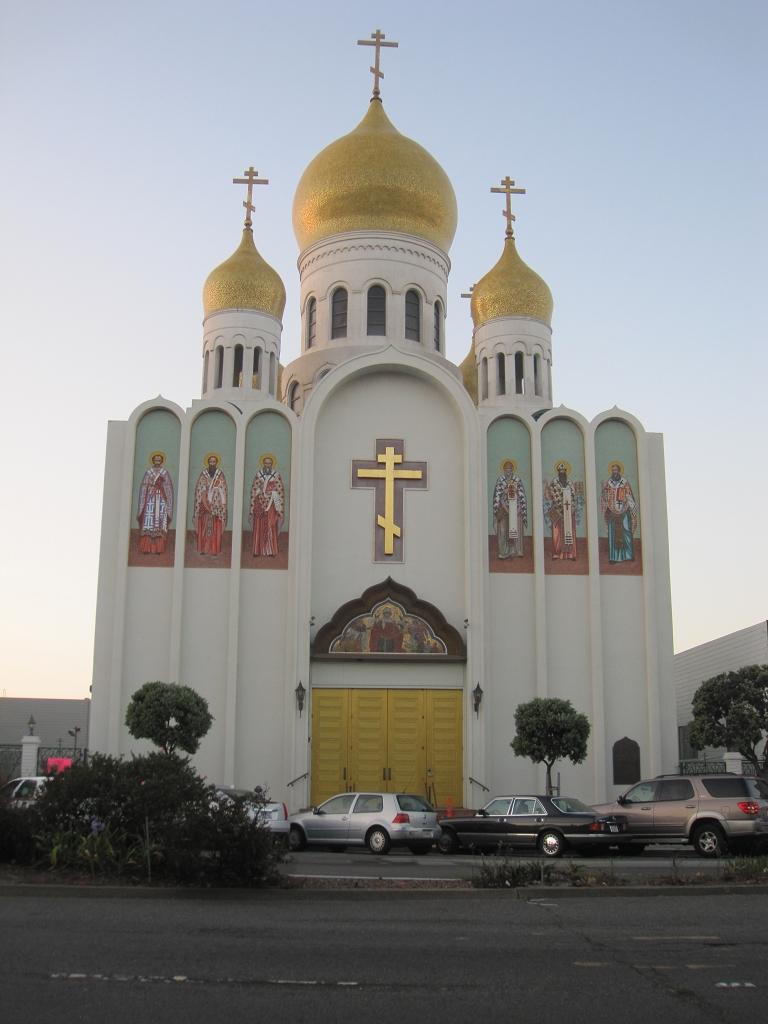 orthodoxe Kirche in San Francisco