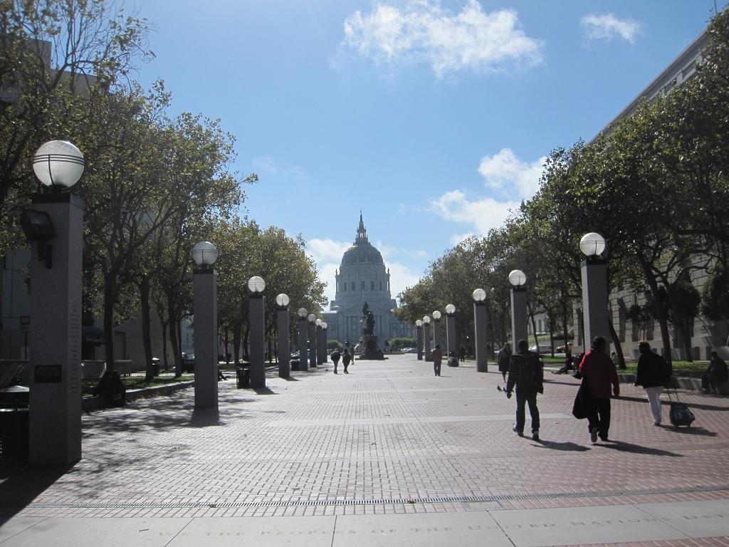 City Hall von San Francisco