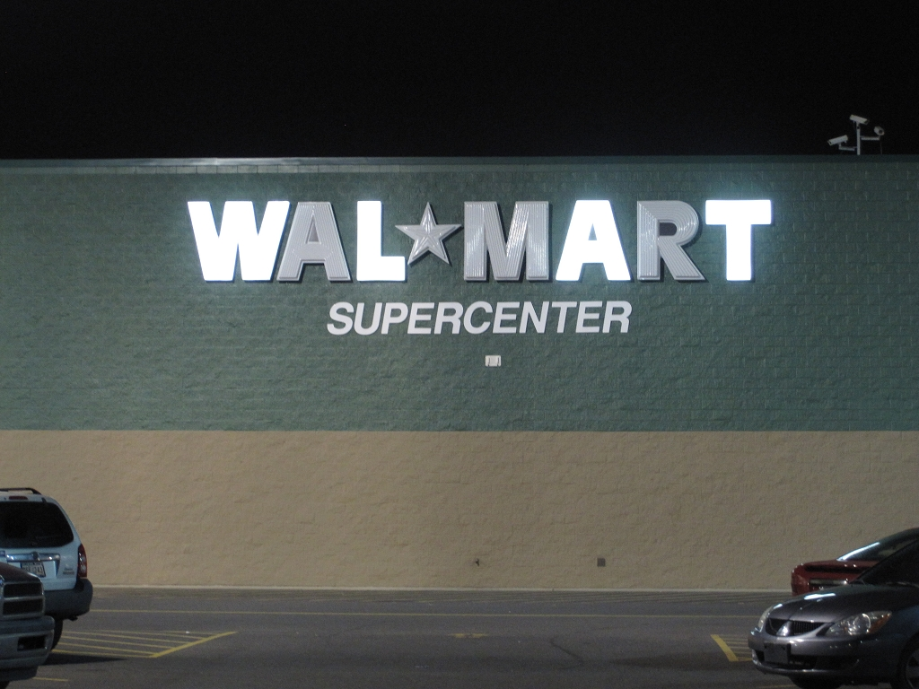 Ausländerfeind - Wal Mart - North Carolina