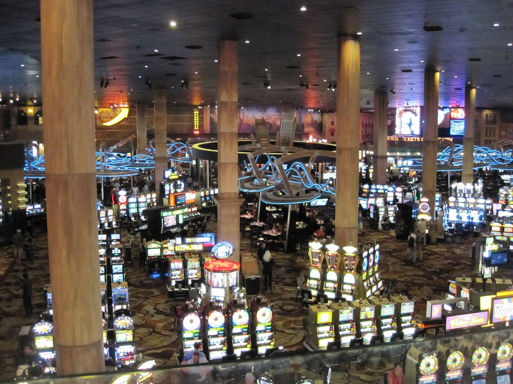 New York New York Hotel Casino in Las Vegas