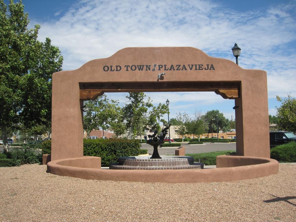 Old Town von Albuquerque