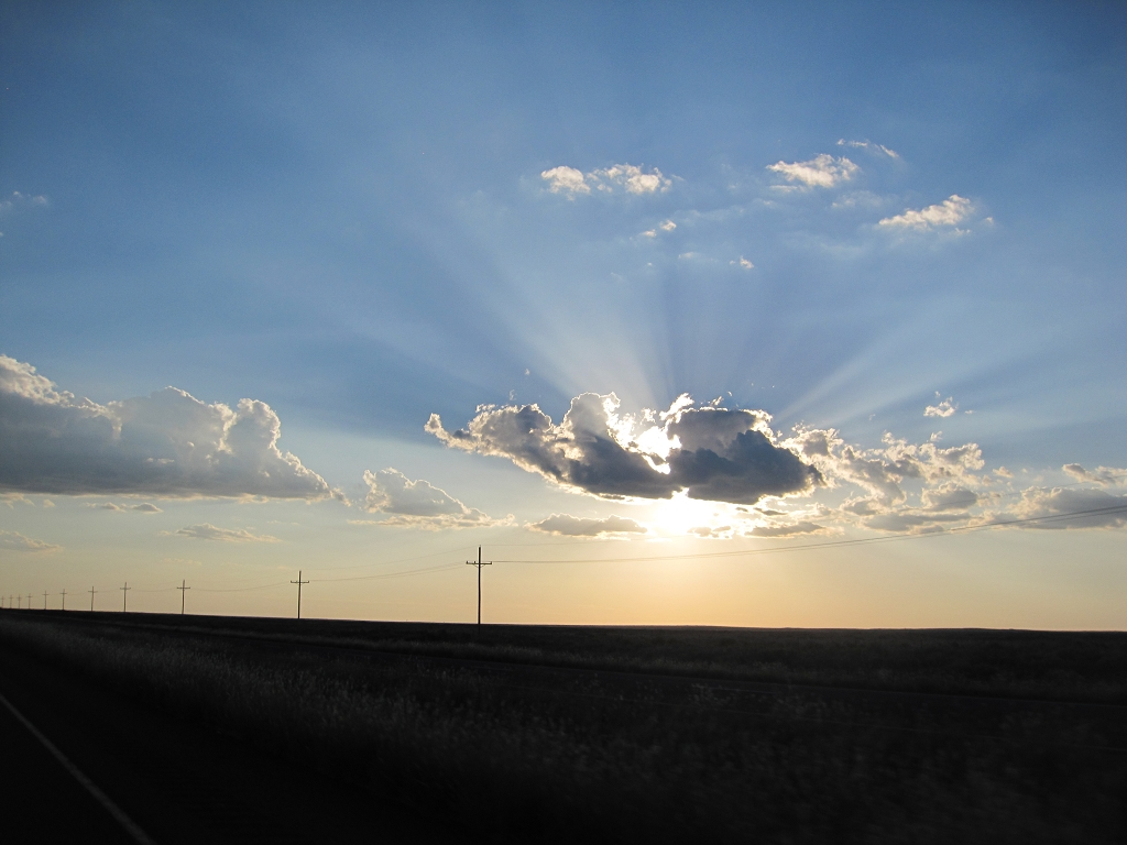 Im Niergendwo - New Mexiko